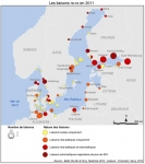 Les liaisons ro ro en 2011 - Grille ingenieur territorial ...