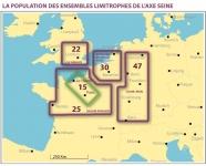 La population des ensembles limitrophes de l 39 axe seine - Grille ingenieur territorial ...